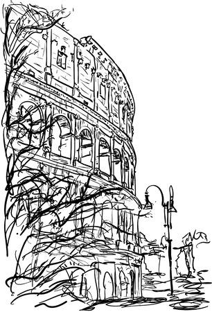 Rome Stock fotó - 38683809