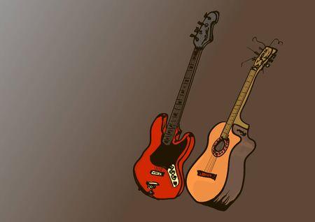 classical arts: guitars
