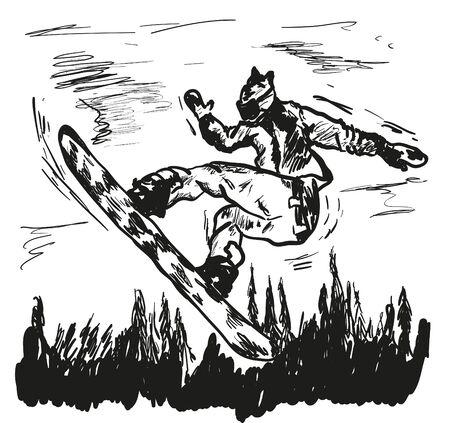 snowboard: snowboard