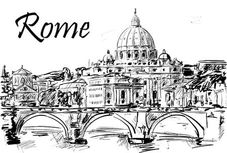 Rome Stock fotó - 119459443