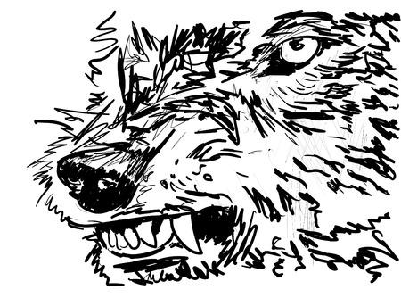 Wolf Stock fotó - 119459453