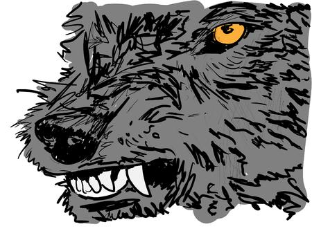 Wolf Stock fotó - 119459455