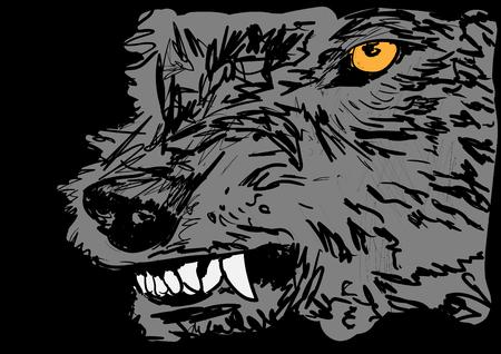 Wolf Stock fotó - 119459456