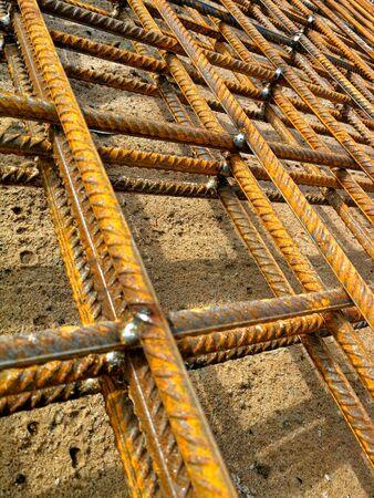 Steel Stock fotó - 132072194