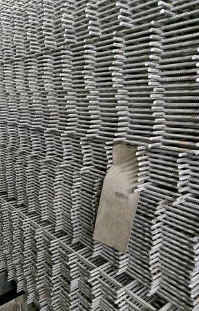 Steel Stock fotó - 132072282