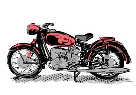 motorcycle Stock fotó - 132071938