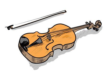 violin Stock fotó - 132072633