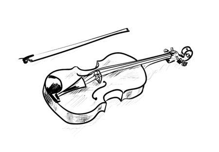violin Stock fotó