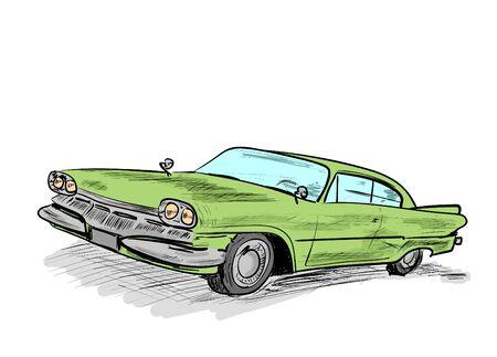 old car Stock fotó - 132613089