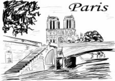 the Paris Stock fotó - 137921684