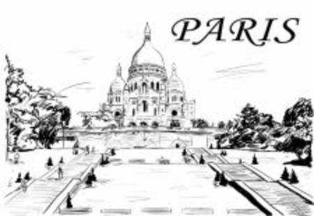 the Paris Stock fotó - 137921690
