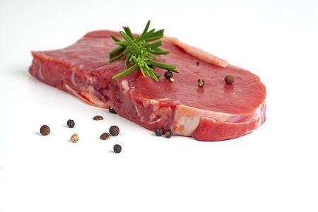 slices of raw meat Stock fotó - 137921013