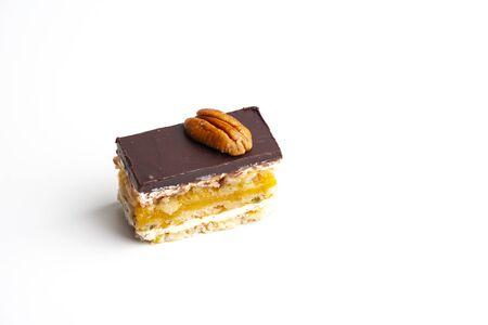 cake with chocolate Stock fotó - 137920784