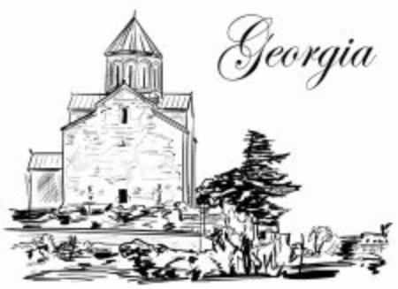 Georgia Stock fotó - 138515530