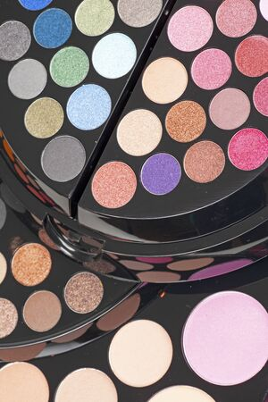 palette of eye shadows Stock fotó - 137881782