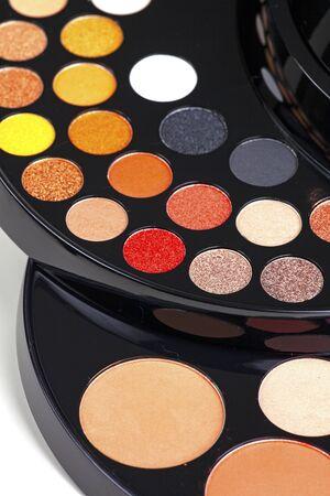 palette of eye shadows Stock fotó - 137881801