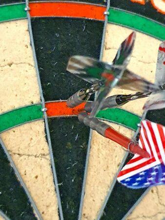 a dart play every day Stock fotó