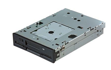dataset: floppy disk drive isolated on white background