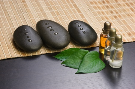 Spa still life Stock Photo - 10414761