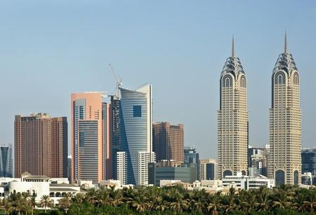 DUBAI, UAE - October 2011 Stock Photo