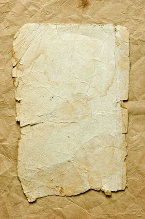 Vintage background with old paper Stock Photo - 12951740