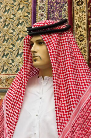 traditional Arabic men Stock Photo - 16482361