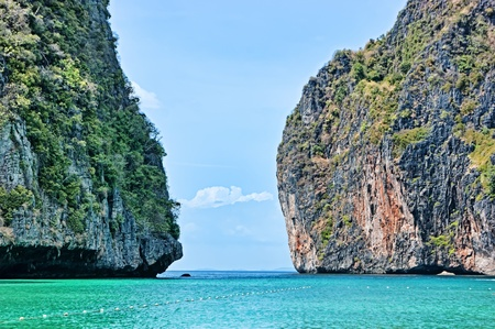 Maya bay of Phi-Phi island,Thailand photo