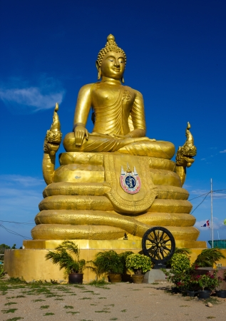 marmorate: Big Buddha temple complex Stock Photo