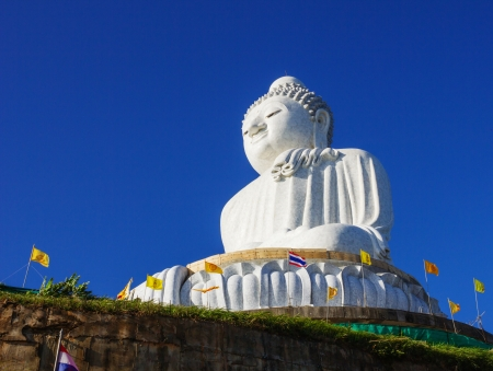 marmorate: The marble statue of Big Buddha