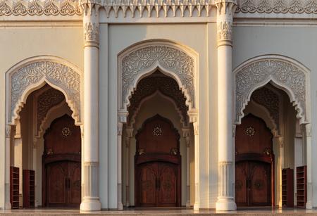 imam: Mosque in Sharjah, United Arab Emirates