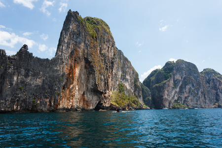 pee pee: L'isola di Pee Pee leh Krabi, in Thailandia