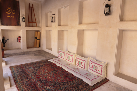Knowledge Village DUBAI UAE NOVEMBER 9 Ancient Islamic School Heritage