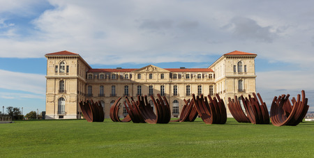 Palais du Pharo - palace in Marseilles, France