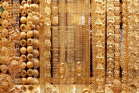 Goudmarkt in Dubai, Deira Gold Souq