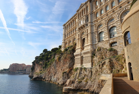 monte carlo: Oceanographic Museum of Monaco. Monte Carlo