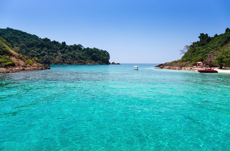 southern of thailand: Tropical island in southern Thailand