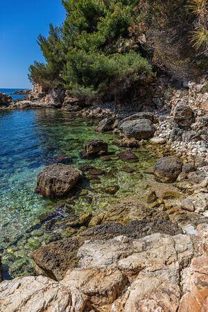 Seascape, South coast of Mallorca, Spain