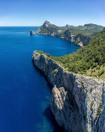 famous Cape Formentor, Mallorca Spain