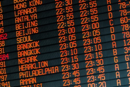 Your travel starts here  departures flights information schedule in international airport