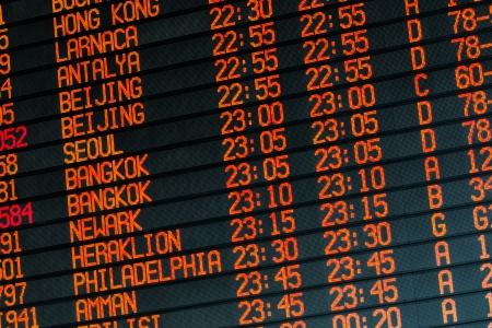 Your travel starts here  departures flights information schedule in international airport