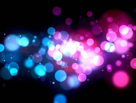 Multi Colored Light Burst Stock Photo - 24944221
