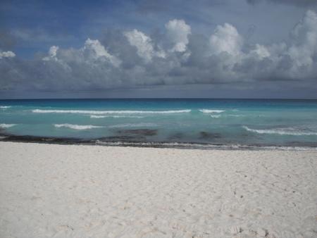 Canc�n Beach, Quintana Roo, M�xico
