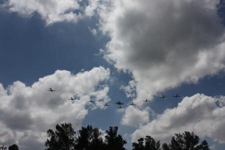aerea: Mexican Airforce Exhibition, Fuerza Aerea Mexicana