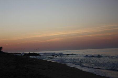 Playa Ventura, Marquelia  Guerrero M�xico  Stock Photo