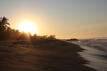 Playa Ventura, Marquelia  Guerrero Mexico
