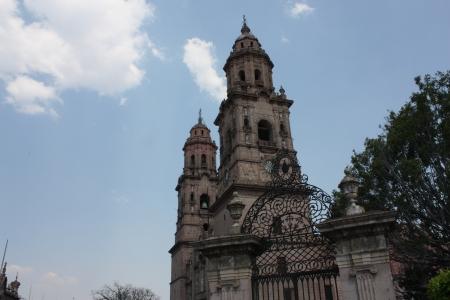 Catedral de Morelia  Morelia Cathedral, Morelia, Michoac�n, M�xico