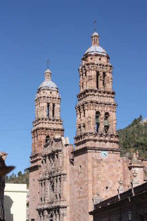 Zacatecas Downtown, Mexico