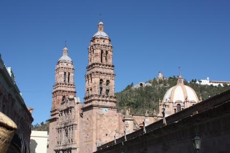 buliding: Zacatecas Downtown, Mexico