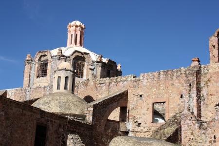 Zacatecas Building, mexico