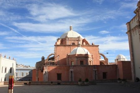 Zacatecas Congress in Mexico